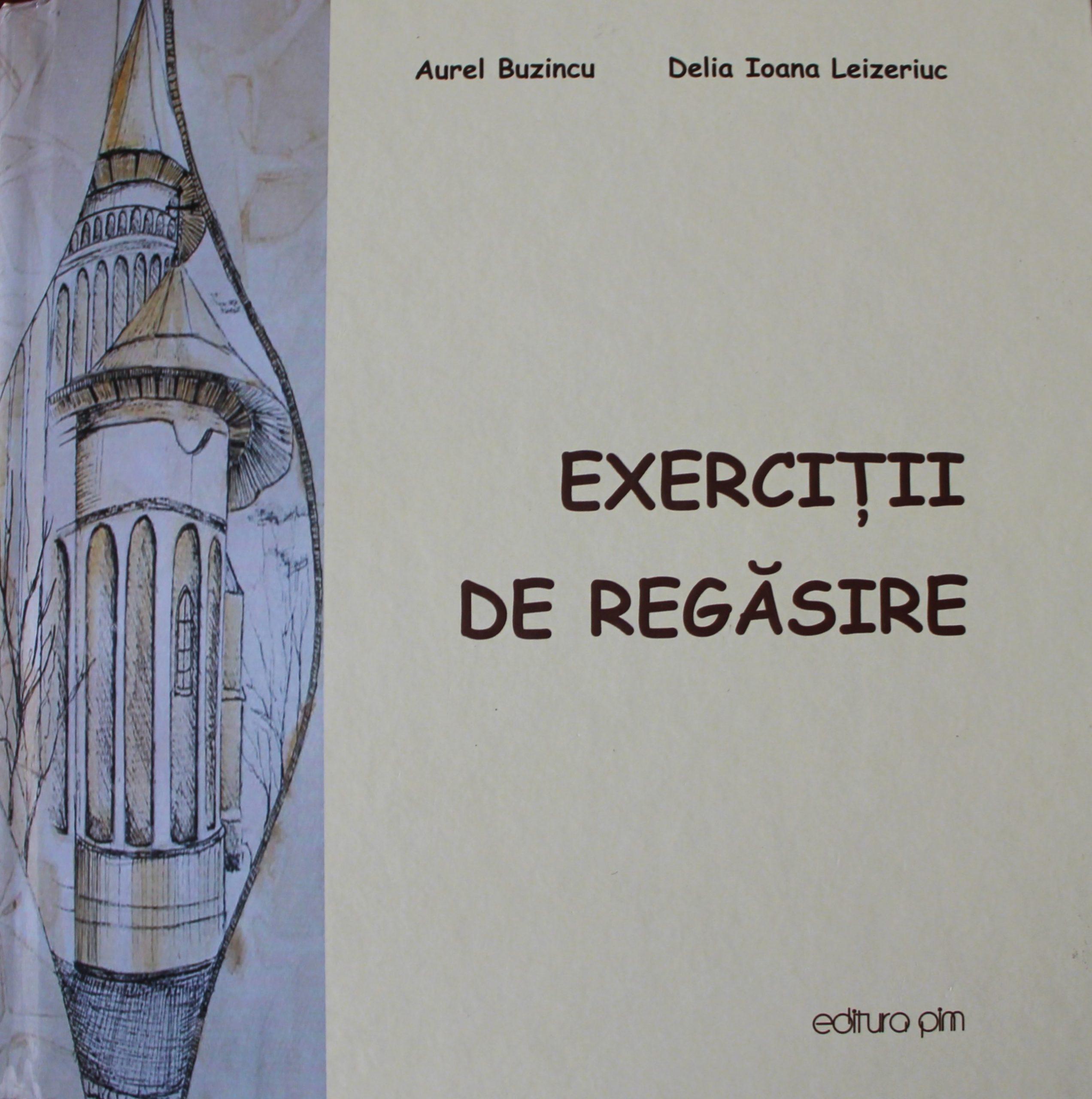 Exerciții de regăsire - Aurel Buzincu, Delia Ioana Leizeriuc